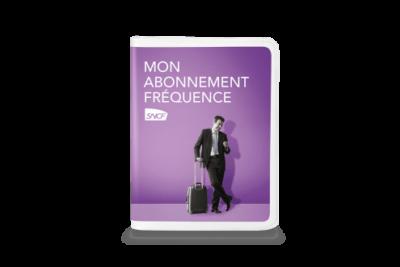 SNCF : Promo sur l'Abonnement Fréquence